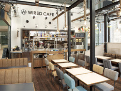 「WIRED CAFE品川店/A1315810055」のイメージ